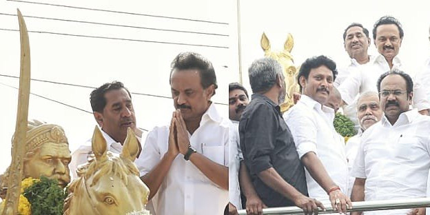 DMK president Stalin set to assume powers of the party's general secretary too