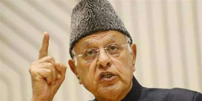 कश्मीर में बदलते हालात पर चर्चा करने के लिए डॉ फारूक ने रविवार को बुलाई सर्वदलीय बैठक