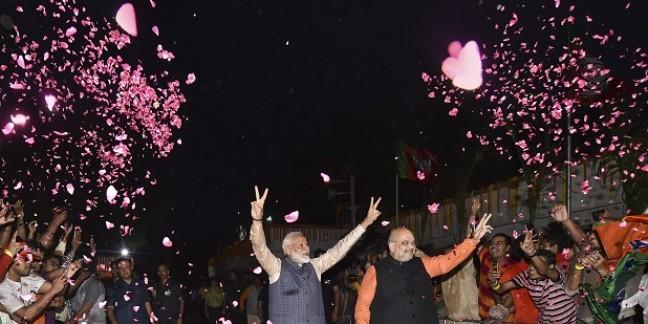 BJP leader Sambit Patra loses to BJD in Odisha's Puri