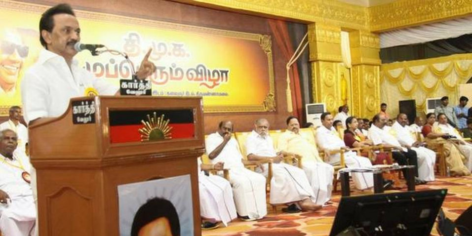 DMK to oppose Central government's Hindi Imposition on Tamils