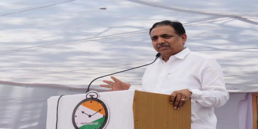 महाराष्ट्र में EWS आरक्षण पर रोक के कोर्ट के आदेश को लेकर NCP ने BJP पर निशाना साधा