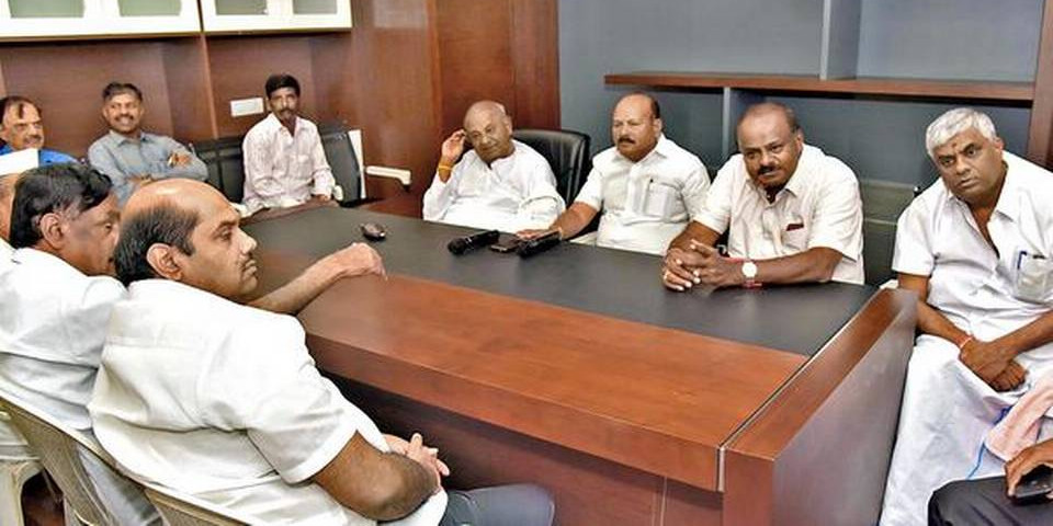 Priority is to rebuild party, win back voters' confidence: Kumaraswamy