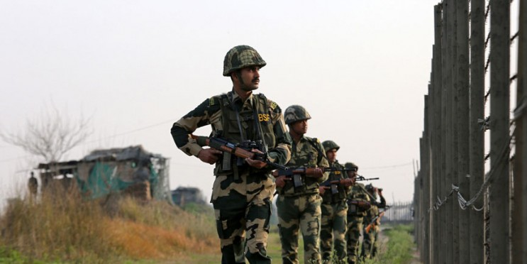 Two NLFT Militants Surrender in Tripura, Says BSF