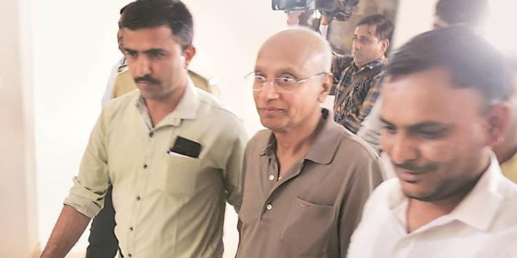 Bhanushali murder case: Chhabil Patel sent to 10-day police custody