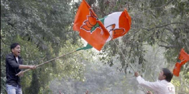 धान खरीदी विवाद: कांग्रेस ने केंद्र को दी आर्थिक नाकेबंदी की धमकी, BJP ने किया पलटवार