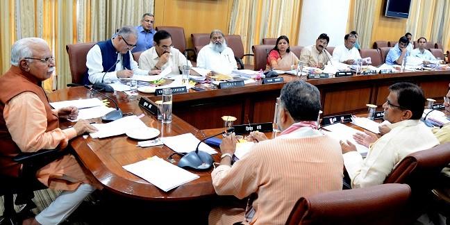 हरियाणा की कैबिनेट मीटिंग 16 जुलाई को, बड़े फैसलों की उम्मीद