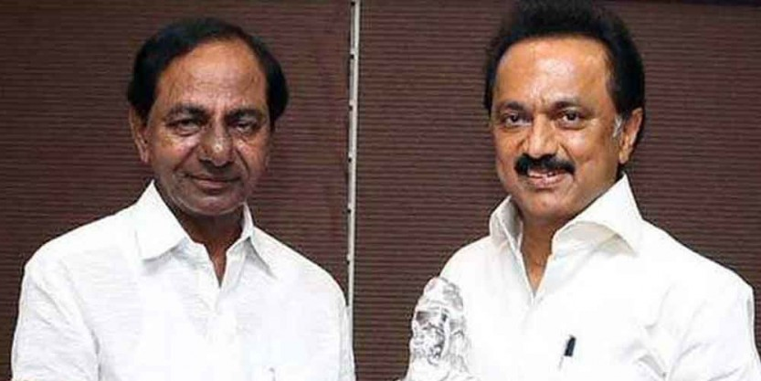 Federal Front: KCR to meet DMK chief Stalin tomorrow