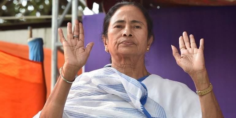 There is no violence in Bengal: Mamata Banerjee
