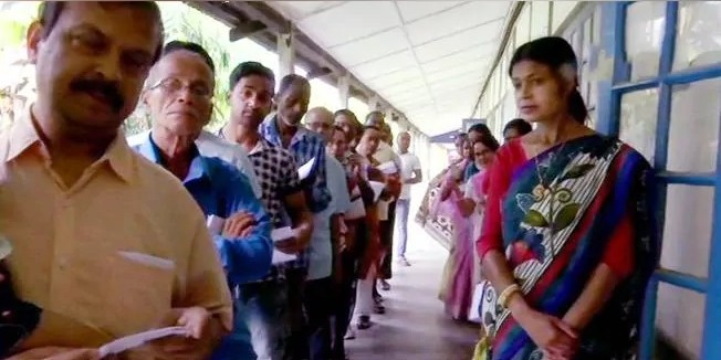 Lok Sabha Election 2019 Phase 3: 28.07% voting percentage recorded in Assam till 11 am