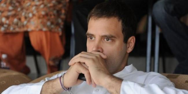 राहुल गांधी कांग्रेस को मंझधार में छोड़ गए हैं