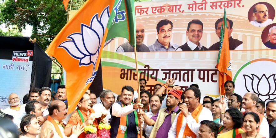 Ahead of Maharashtra polls, three 'heavyweights' from Cong, NCP join BJP