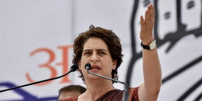 प्रियंका गांधी ने टि्वट कर योगी सरकार पर साधा निशाना; यूपीपीएसी के प्रतियोगी छात्रों से मिलेंगी