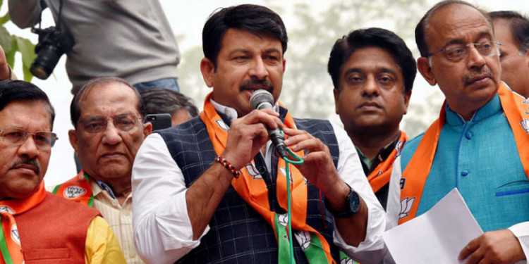 Delhi BJP Expels Sarita Chaudhary and Azad Singh From the Party