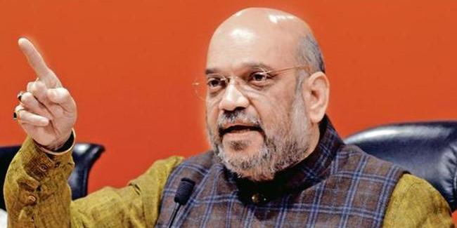 गृह मंत्री अमित शाह बोले : पूरे देश में लागू होगा NRC