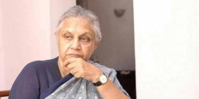 दिल्ली में दो फाड़ हुई कांग्रेस, शीला दीक्षित को हटाने के लिए राहुल को लिखा पत्र