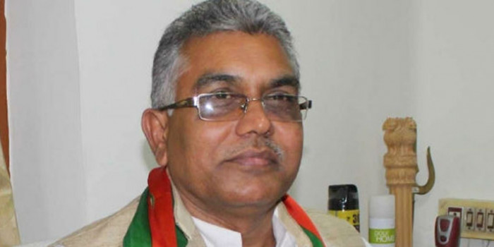 Row over Amit Shah letter: BJP wants political solution on Darjeeling, not separate state, says Dilip Ghosh
