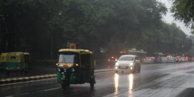 Relief from heatwave as rain lashes parts of Haryana, Punjab