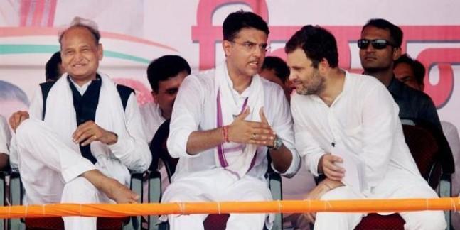 राहुल के बयान के बाद क्या बदल जाएंगे एमपी और राजस्थान के सीएम?