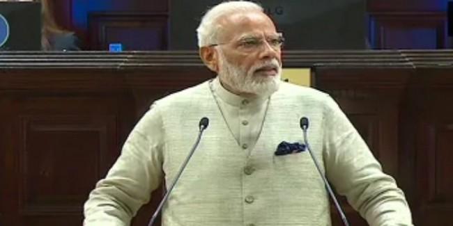 मालदीव की संसद में PM मोदी बोले- भारत हमेशा आपके साथ था और रहेगा