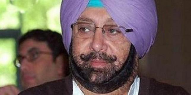 Punjab Chief Minister Amarinder Singh seeks fresh river water tribunal