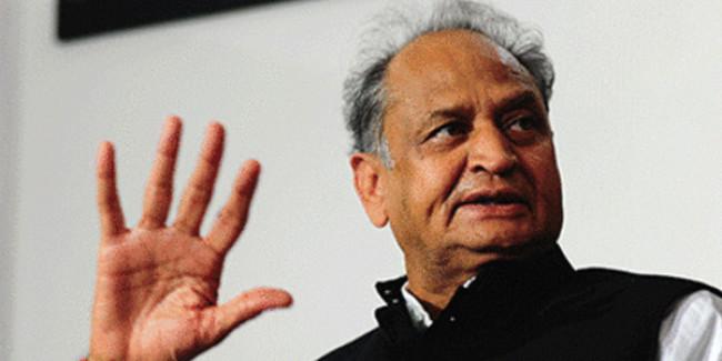 राजीव गांधी का भारत निर्माण में बडा योगदान : सीएम गहलोत