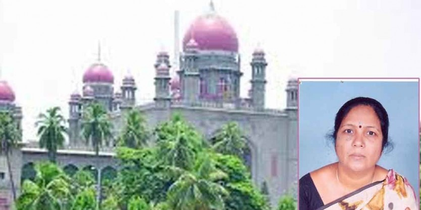 Telangana High Court to have first woman judge