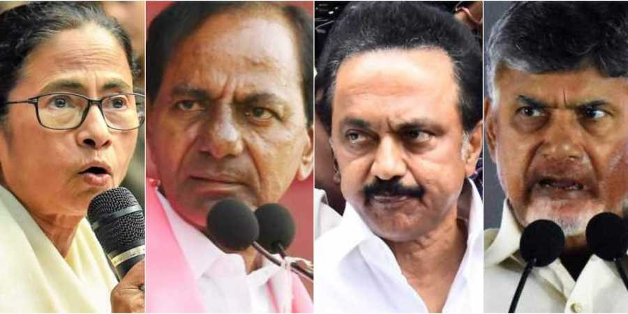 Mamata, Stalin, Naidu, KCR to skip PM Modi's all-party meet on simultaneous polls