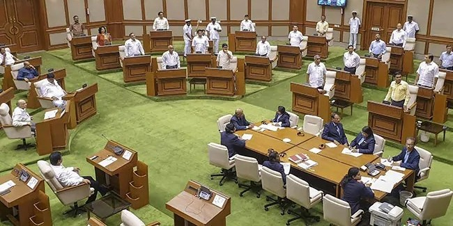 Newly Elected Goa Lawmakers To Take Oath On Tuesday After Bypolls