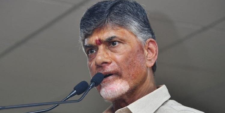 Aiming to revive TDP fortunes, Chandrababu Naidu lands in Vizag on 2-day visit