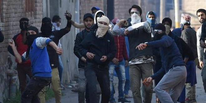 The significant drop in stone pelting incidents in Jammu and Kashmir: Officials