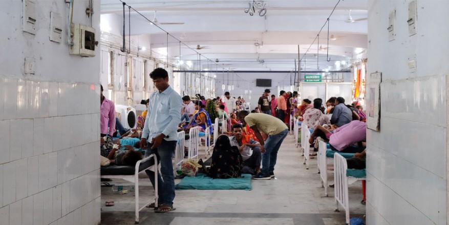 बिहार में बच्चों की मौत के लिए 'प्रशासनिक विफलता' जिम्मेदार: डॉक्टरों की टीम