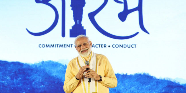 PM Modi conveys Kerala Piravi Day greetings in Malayalam, English