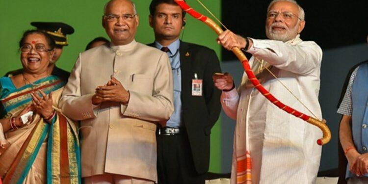 दिल्ली के द्वारका इलाके में PM मोदी करेंगे रावण दहन