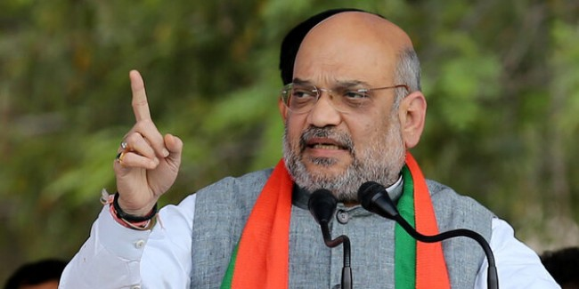 No earlier governments dared to arrest Yasin Mallik: Amit Shah