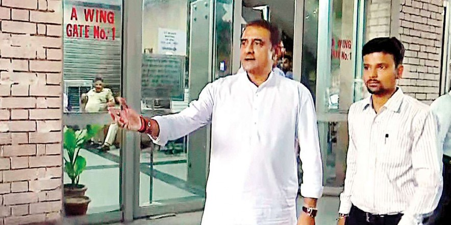 Praful Patel grilled by Enforcement Directorate for eight hours in 'seat-sharing' scam