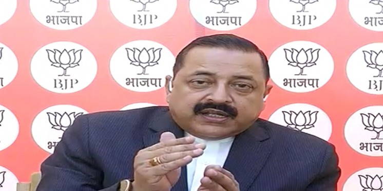 BJP's man from J&K, Jitendra Singh retains Ministerial Berth in Modi's Cabinet, takes oath at Rashtrapati Bhawan
