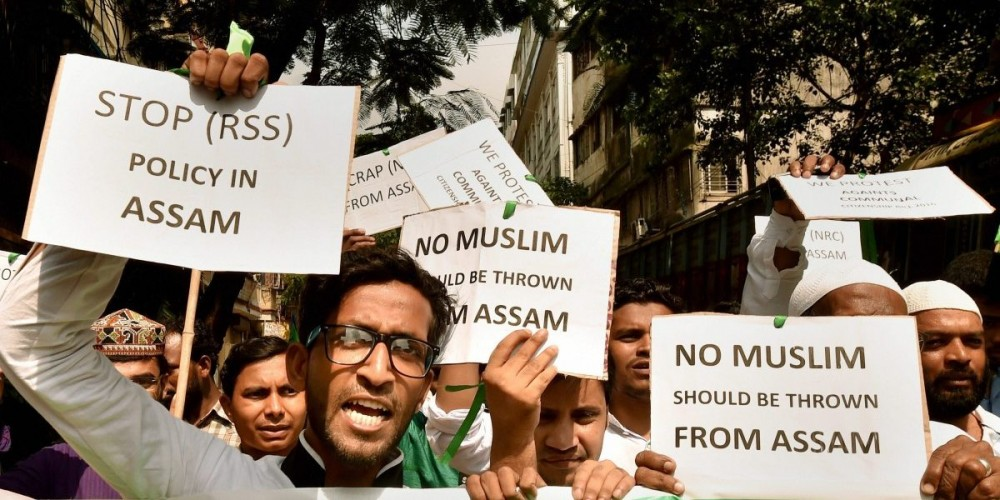 Assam: Ten Poets, Activists Booked for Poem on Citizenship Row