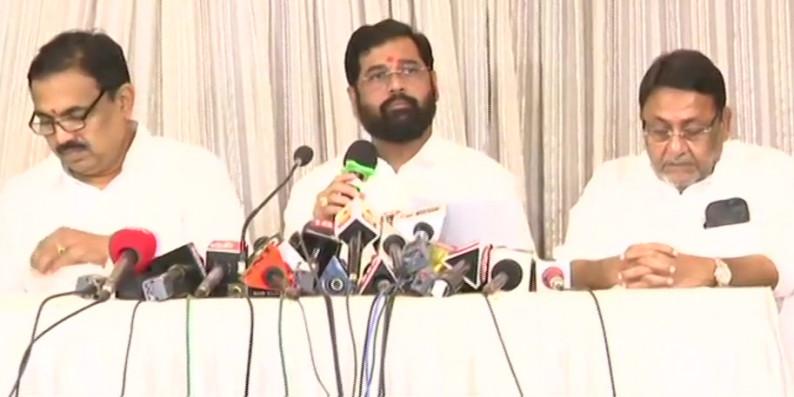 Shiv Sena-Congress-NCP ने किया CMP का एलान