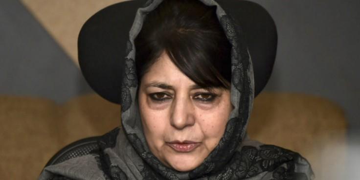 Admn forwards plaint against Mufti to cops