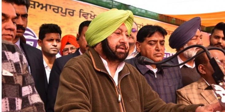 Congress Will Win All Four Assembly Bypolls, Says Punjab CM Amarinder Singh