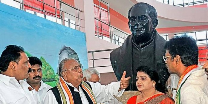VH unhappy over attempts to modernise 'Rajiv Smrithi Bhavan'
