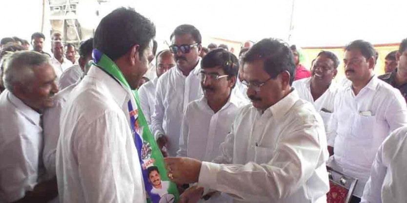 Airport will be ready in next 2 years: MP Adala Prabhakar Reddy
