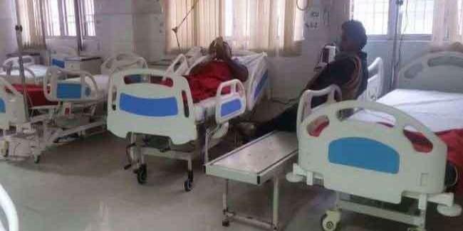 अटल आयुष्मान योजना में गड़बड़झाला: आइसीयू में दस बेड, 20 का कर दिया इलाज