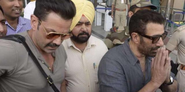 BJP inviting top leaders, actors to sustain Sunny Deol euphoria