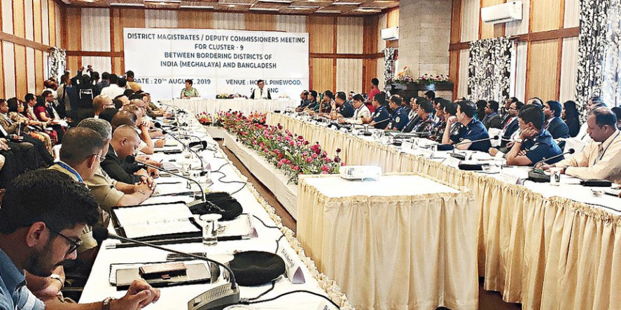 Bilateral meet between border districts in Meghalaya, Bangladesh vow to weed out terrorism