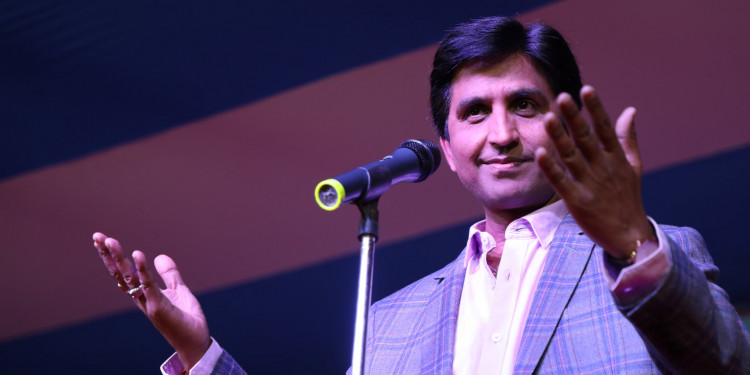 Kumar Vishwas attacked Modi, said- I will not be able to forgive him again