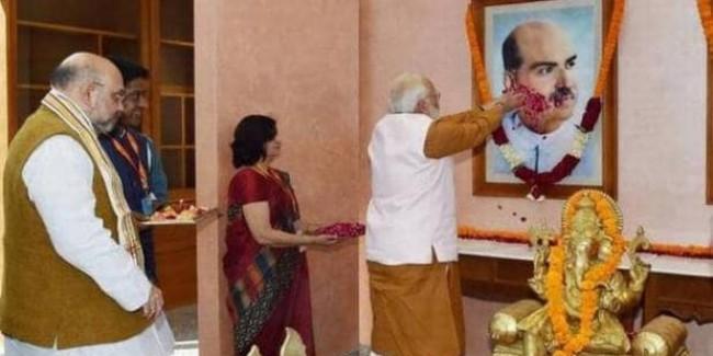 श्यामा प्रसाद मुखर्जी को PM मोदी का नमन, बोले- हमेशा याद रहेगा योगदान