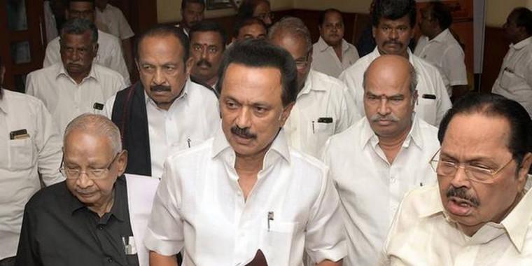 Send all-party delegation to Kashmir, DMK urges Centre