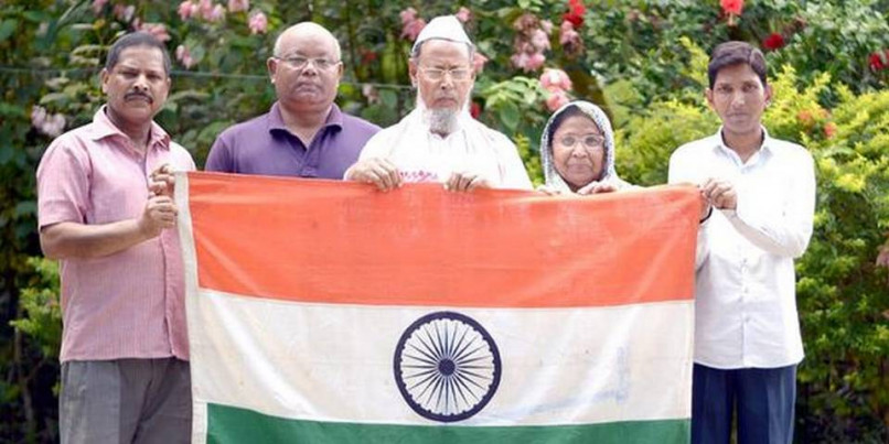 Assam freedom fighter's Tricolour to flutter again