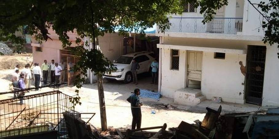 One killed in blast near MLA's house in Bengaluru